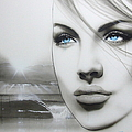 'aqua Marine' by Christian Chapman Art