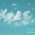 Aqua Sky Meditation by Irina Wardas