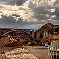 Arch Bridge And Hoover Dam by Robert Bales