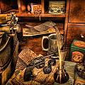 Archaeologist -  The Adventurer's Jornal by Lee Dos Santos