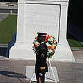 Arlington National Cemetery - Tomb Of The Unknown Soldier - 121212 by DC Photographer