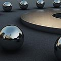 Around Circles by Richard Rizzo