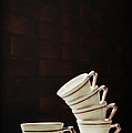 Art Deco Teacups by Amanda And Christopher Elwell
