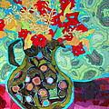 Artful Jug by Diane Fine