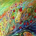 Artwork Fragment 37 by Elena Kotliarker