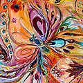 Artwork Fragment 45 by Elena Kotliarker