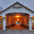 Ashuelot Covered Bridge by Joann Vitali