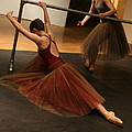 At The Barre by Kate Purdy