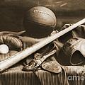 Athletic Equipment 1940