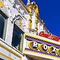 Atlanta Roxy Theatre by Mark E Tisdale
