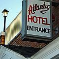 Atlantic Hotel by Skip Willits