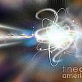 Atom Collision by Mike Agliolo