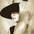 Audrey Hepburn Vinta...