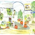 Aunt Helen's Farm by Thelma Harcum