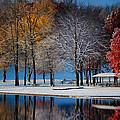 Autumn Blues by Rob Blair