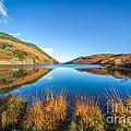 Autumn Lake by Adrian Evans