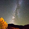 Autumn Milky Way Night Sky  by James BO  Insogna