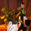 Autumn Still Life by Amanda And Christopher Elwell