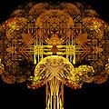 Autumn Tree by Sandy Keeton