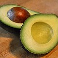 Avocado by Michelle Calkins