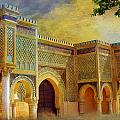 Bab Mansur by Catf