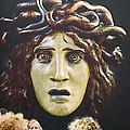 bad hair day at d'orsay Print by Joe Schofield