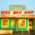 Bait Shop 20130309-1 by Wingsdomain Art and Photography