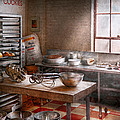 Baker - Kitchen - The Commercial Bakery  by Mike Savad