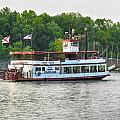 Bama Belle On The Black Warrior River by Ben Shields