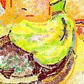 Bananas From Paphos 2 by Anita Dale Livaditis