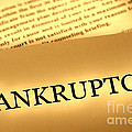 Bankruptcy Notice by Olivier Le Queinec
