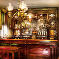 Bar - Bar And Tavern by Mike Savad