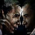 Barack Obama -  by Lynda Payton