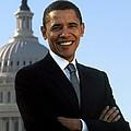 Barack Obama by Tilen Hrovatic