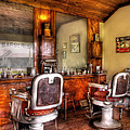 Barber - The Barber Shop II by Mike Savad