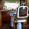 Barber - The Barber Shop by Paul Ward