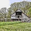 Barn II by Chuck Kuhn