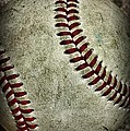 Baseball - A Retired Ball by Paul Ward