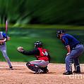 Baseball Batter Up by Thomas Woolworth