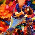 Baseball II by Lourry Legarde