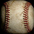 Baseball Seams by David Patterson