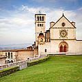 Basilica Of Saint Francis by Susan Schmitz