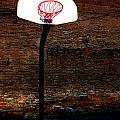 Basketball by Lane Erickson