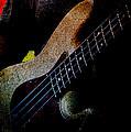 Bass Guitar by Bob Orsillo