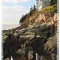 Bass Harbor Head Lighthouse by Mike McGlothlen