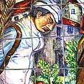 Bastille Metro No 3 by A Morddel