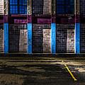 Bates Mill  Morning Light by Bob Orsillo