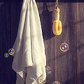 Bathroom Towel by Amanda And Christopher Elwell