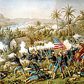 Battle Of Qusimas by Kurz and Allison