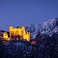 Bavarian Castle by Brian Jannsen